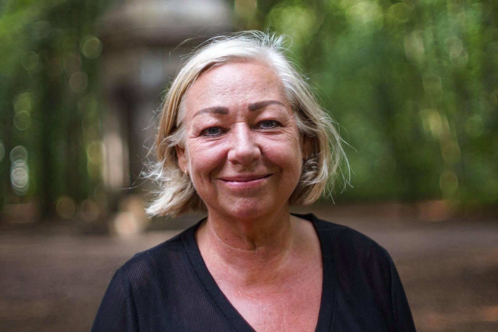 Porträtt av Viveka Eriksson